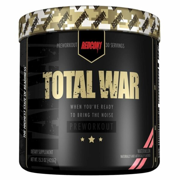 RedCon1 Total War - Pre Workout Supplement-2749