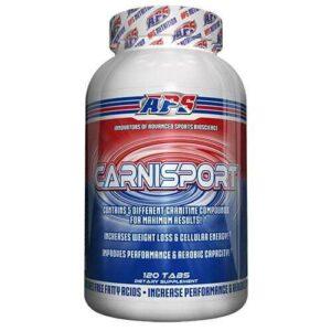 Carnisport - 120 Tablets