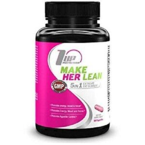 Make Her Lean by 1Up Nutrition - 60 Capsules EXP 06/2018-0