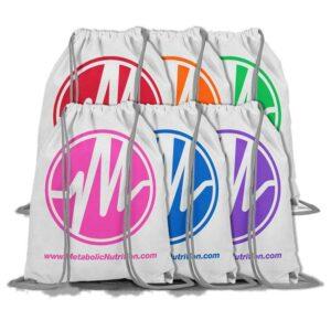 Metabolic Nutrition Drawstring Bag -0