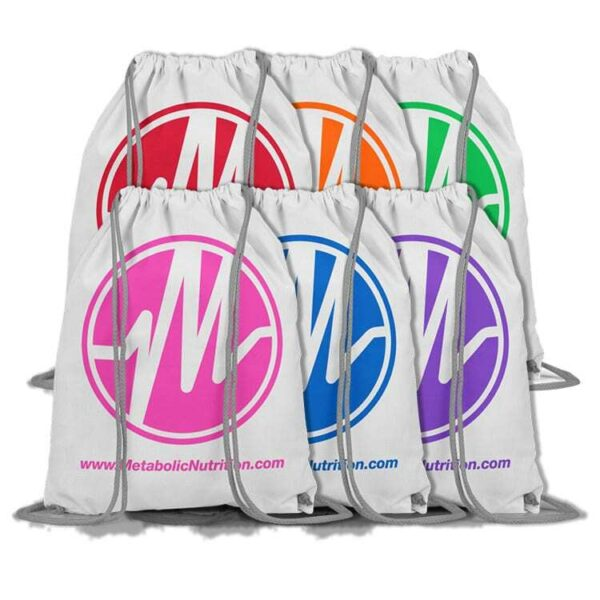 Metabolic Nutrition Drawstring Bag -0