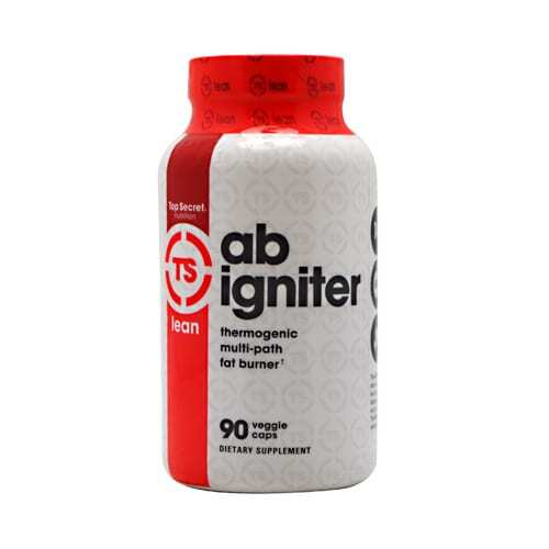 Ab Igniter - 90 Capsules - Top Secret Nutrition - EXP 2/18-0