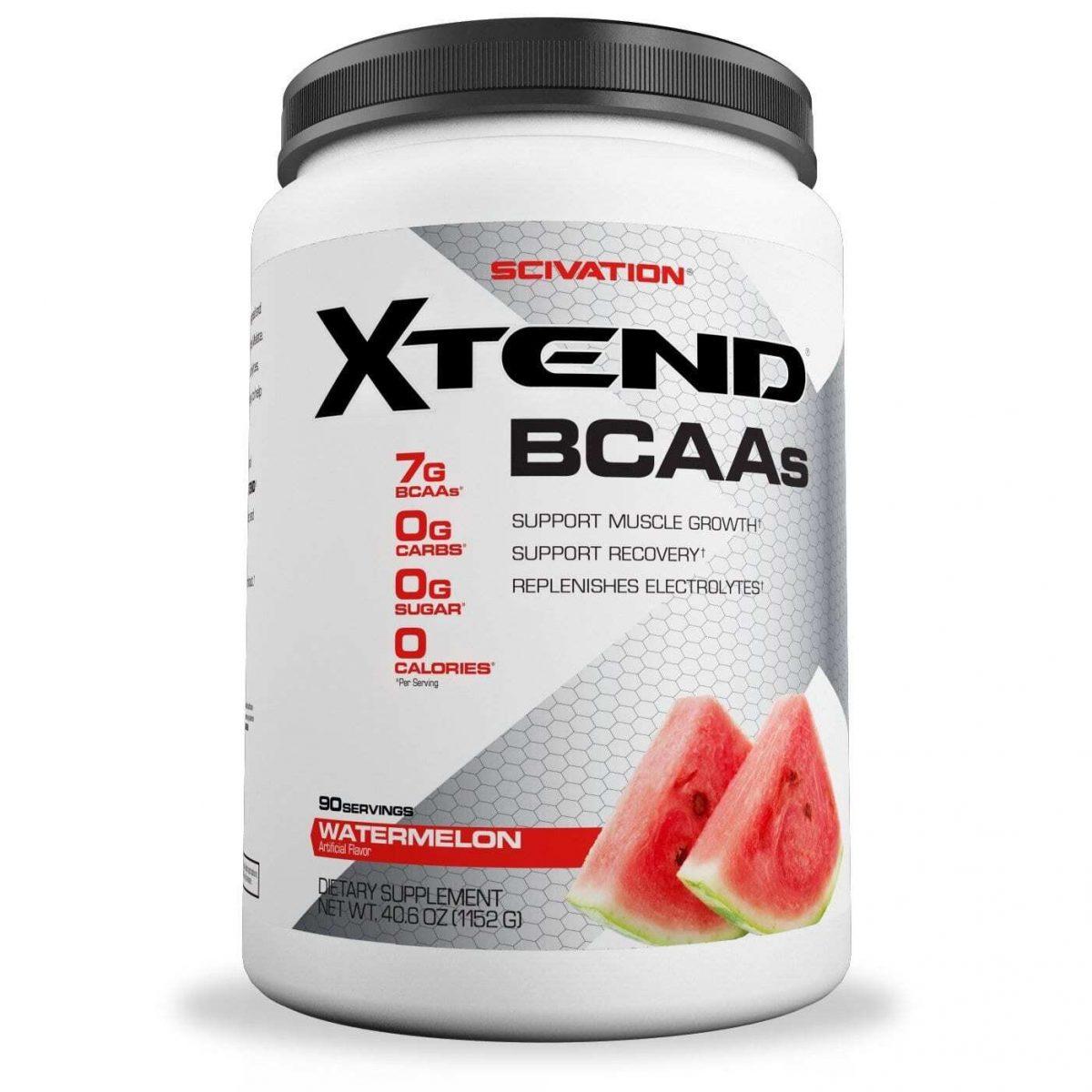 Scivation Xtend BCAAs - Watermelon - 90s-0