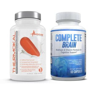 Thermokal & CompleteBrain Nootropic - Ultimate Weight Loss Combo-0