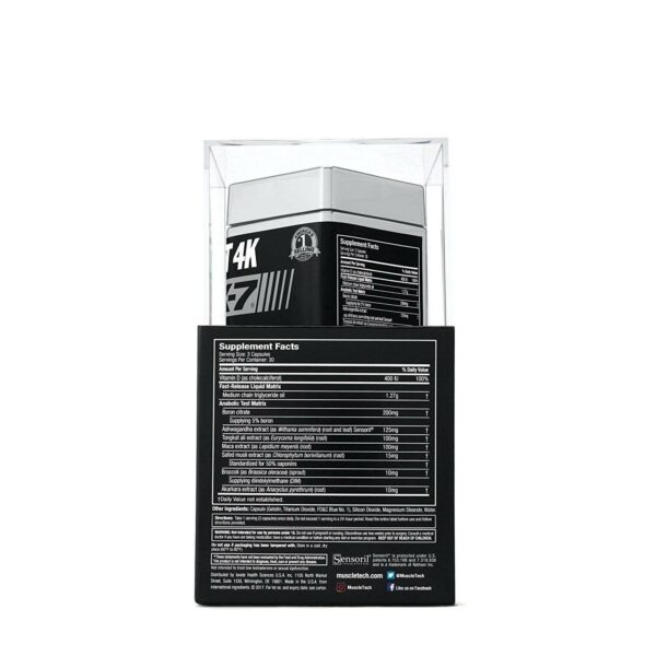 MuscleTech Test 4K SX-7 Revolution - 90 Capsules-3101
