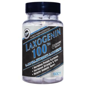 Hi-Tech Pharmaceuticals Laxogenin - 60 Tablets-0