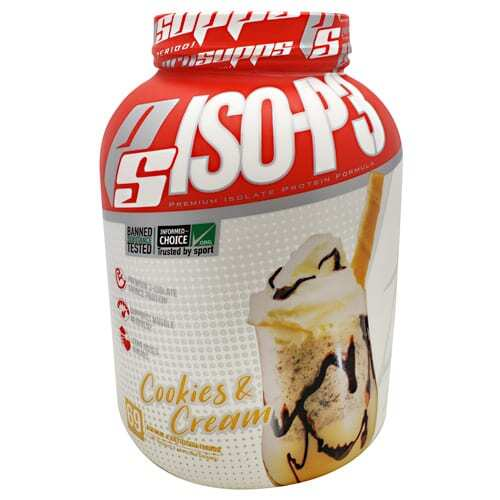 Pro Supps ISO-P3 - Cookies & Cream - 5lb-0