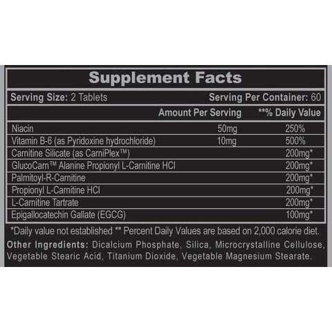 Hi-Tech Pharmaceuticals - Carnislim - 120 Count-3264