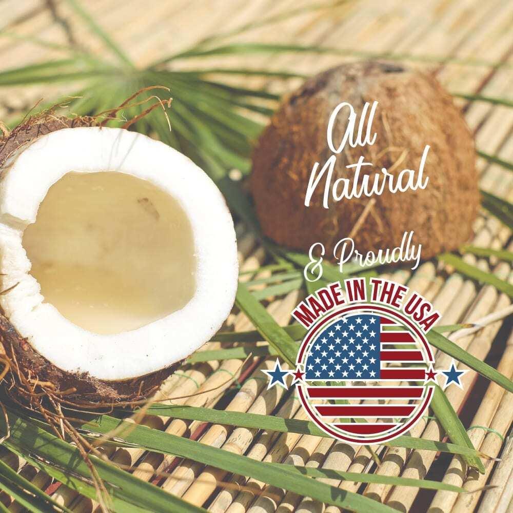 Coconut Oil Capsules - Extra Virgin Expeller-Pressed – 2000mg – 60 Softgels - TerraForm Nutrition-3294