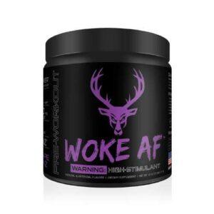 Woke AF - High Stimulant - Grape Gainz - 30 Servings - DAS Labs-0
