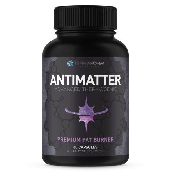 Premium Thermogenic Fat Burner - Antimatter - 60 Capsules - TerraForm Nutrition-0
