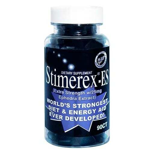 Stimerex-ES - Weight Loss and Energy Enhancement - Hi-Tech - 90 Tablets-0