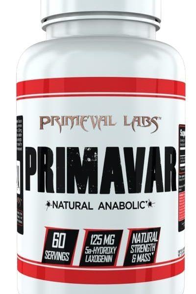 Primeval Labs Primavar - 60 Servings-0