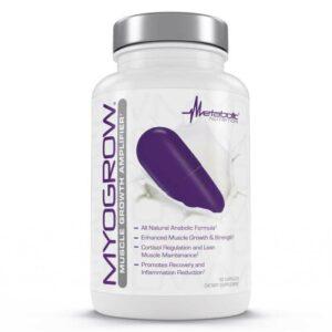 Metabolic Nutrition Myogrow - 60 Capsules-0