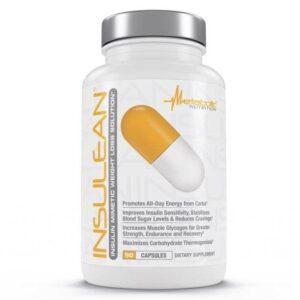 InsuLEAN - 90 Capsules - Metabolic Nutrition-0