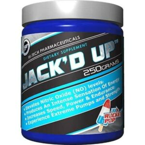 Jack'd Up by Hi-Tech Pharmaceuticals - All Flavors - 45 Servings -0