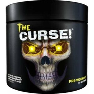 The Curse - Pre Workout - Lemon Rush - Cobra Labs - 50 Servings-0