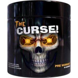 The Curse - Pre Workout - Orange Mango - Cobra Labs - 50 Servings-0