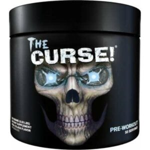 The Curse - Pre Workout - Pina Colada - Cobra Labs - 50 Servings-0