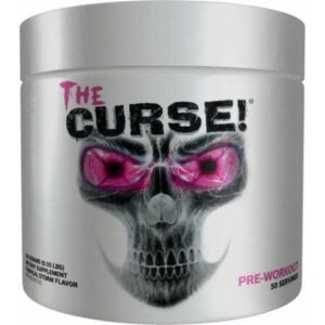 The Curse - Pre Workout - Tropical Storm - Cobra Labs - 50 Servings-0