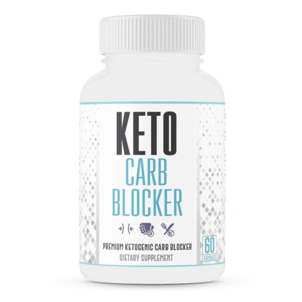 Keto Carb Blocker 1200mg