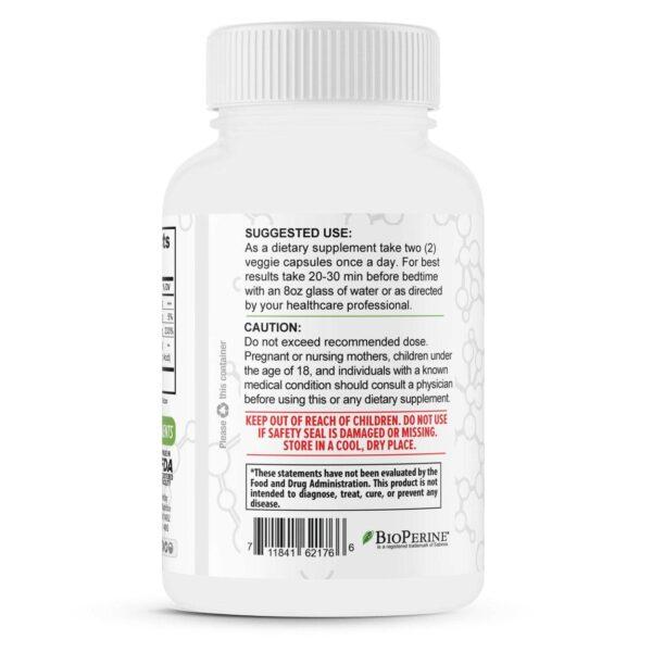 100% Pure Garcinia Cambogia Extract – 80% Natural HCA 1400mg – 60 Capsules-3678