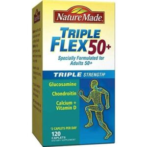 TripleFlex 50+ - Triple Strength - 120 Count By Nature Made-0
