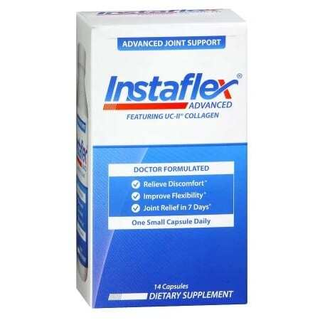 Instaflex Advanced Joint Support - 14 Capsules-0