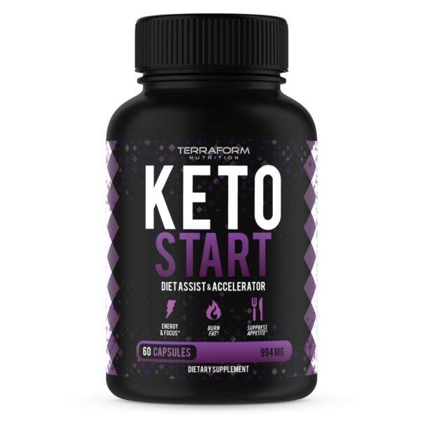 Keto Start – Keto Diet Supplement – 60 Capsules-3703