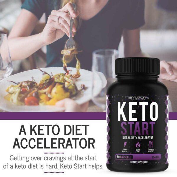 Keto Start – Keto Diet Supplement – 60 Capsules-3709