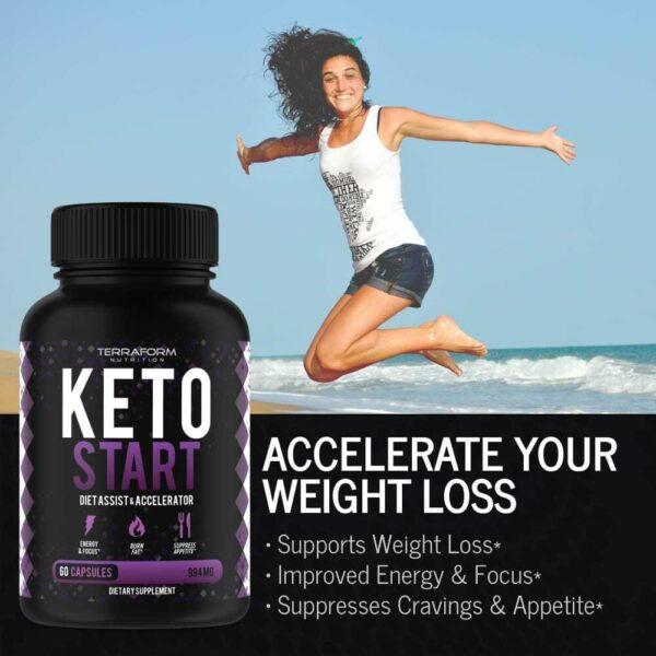 Keto Start – Keto Diet Supplement – 60 Capsules-3710